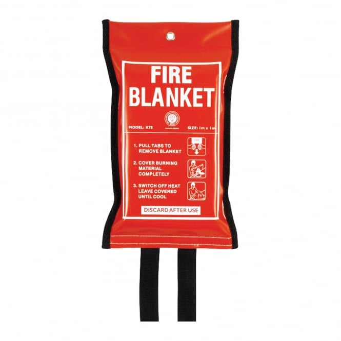 Fire Blanket - Soft Pack