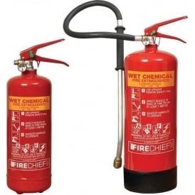 Firechief 2lt-6lt Wet Chemical Fire Extinguishers