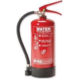 Firechief ECO Spray Fire Extinguisher - 3lt