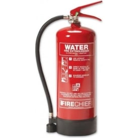 Firechief ECO Spray Fire Extinguisher - 6lt