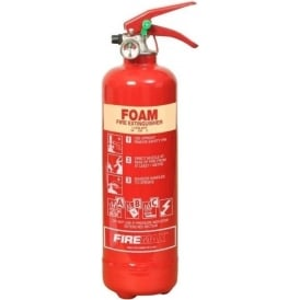Firemax Home/Auto AFFF Foam Fire Extinguisher - 1kg