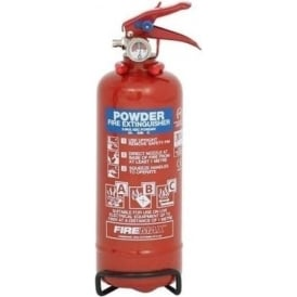 Firemax Home/Auto Powder Fire Extinguisher - 1kg