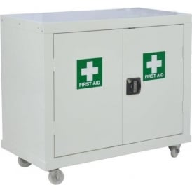 First Aid Cupboards - Mobile