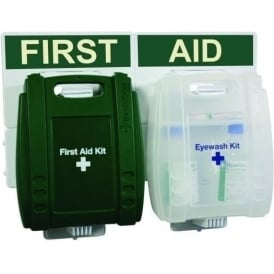 First Aid / Eye Wash Point 1-10 persons