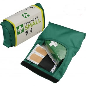 First Aid Kit for wounds - Small - 1 person