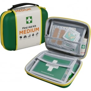 First Aid Kit - Medium - 1-10 persons