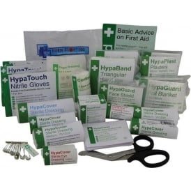 First Aid Refill Packs for BSi Kits