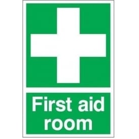 First Aid Room Sign