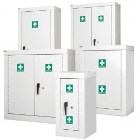 First Aid Security Cupboards