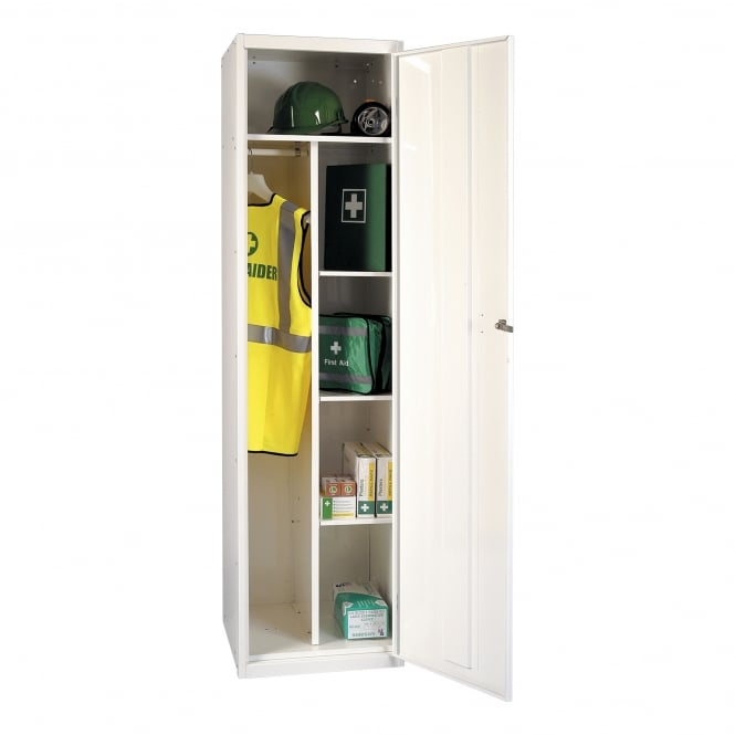First Aid Uniform Locker
