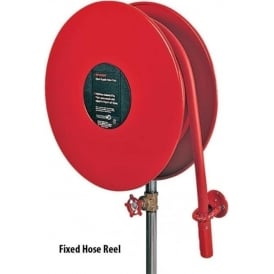 Fixed & Swinging Manual Fire Hose Reels