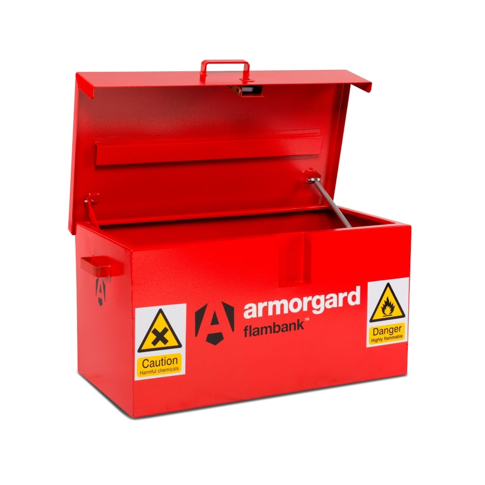 0b22b8156f Armorgard FlamBank Hazardous Substance Storage - Van Box