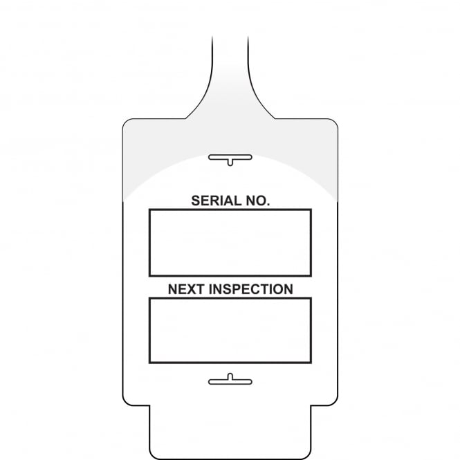 Flexible Asset Tags - Inspection
