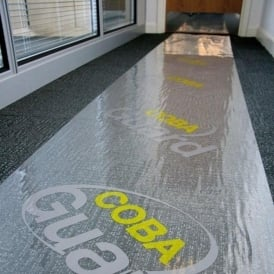 Floor Protection Film - Self-Adhesive