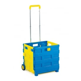 Folding Box Trolley Cap: 25kg