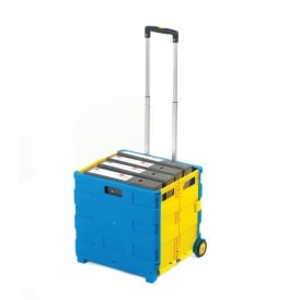 Folding Box Trolley Cap: 35kg