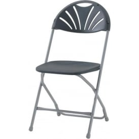 Folding Chair x 8 - Comfort Poly Back