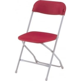 Folding Chairs x 8 - Classic Poly
