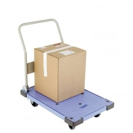 Folding Platform Trolleys with plastic base Cap: 150kg & 300kg