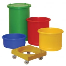 Food Grade Interstacking Bins