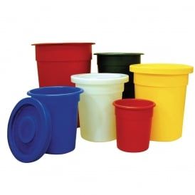 Food Grade Tapered Bins