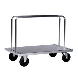 Galvanised Board Trolley Cap: 500kg