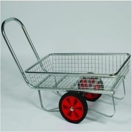 Garden Centre Trolley - Zinc or powder coated Cap: 200kg