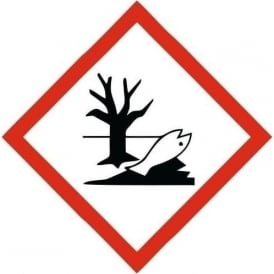 GHS Hazardous to the Environment Label
