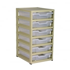 GratStack Tray Storage System - Single Column