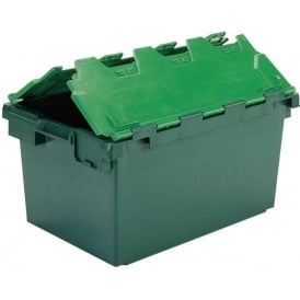 Green Attached Lid Distribution Boxes (ALC)