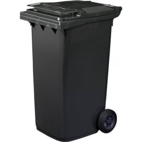 Grey Wheelie Bin Cap: 240lt Standard Household