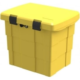 Grit Bin/Yellow Storage Box - 108lt