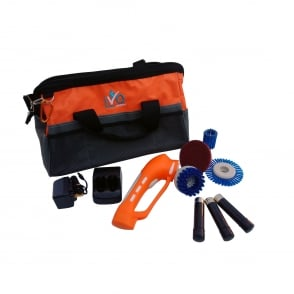 Hand Held Battery Powered Multi Scrubber - Standard Kit