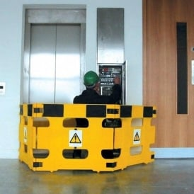 HandiGard Plastic Work Barrier