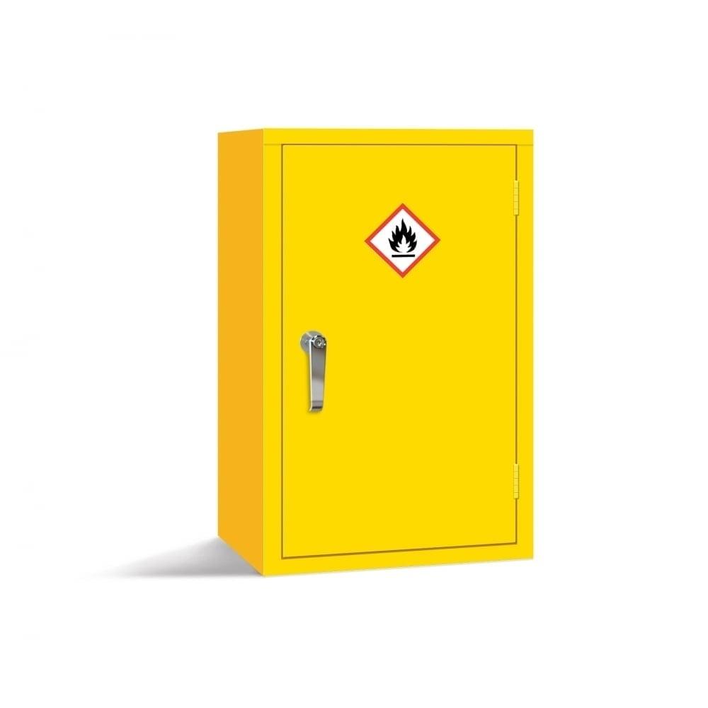 Hazardous Storage Cabinets Fully Welded Single Door - Hazardous Storage Cabinets  Fully Welded PARRS Workplace Equipment