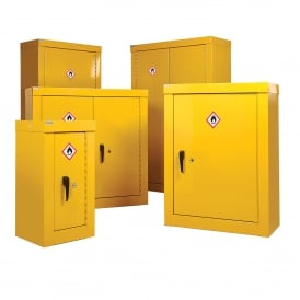 Hazardous Storage Security Cabinets