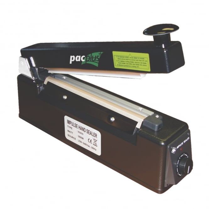Heat Sealers with or without cutter blade