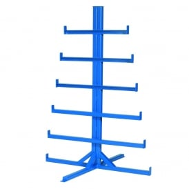 Heavy Duty Bar Racks - Double Sided