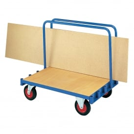 Heavy Duty Board Trolley with adjustable support bars Cap: 500kg