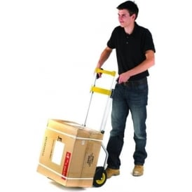 Heavy Duty Compact Folding Sack Truck Cap: 270kg