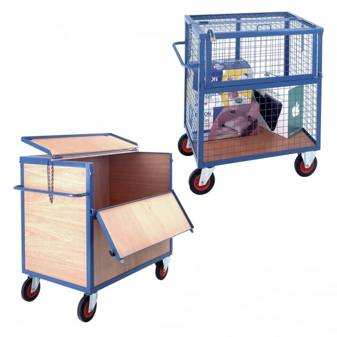 Heavy Duty Container Trucks - Security