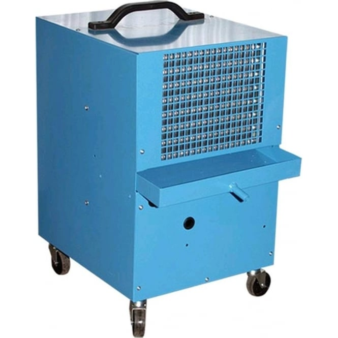 Heavy Duty Dehumidifiers: Moisture Removal: 38-170 litres per day