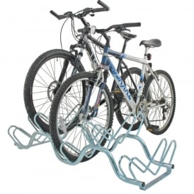 Heavy Duty Double Level Bike Racks
