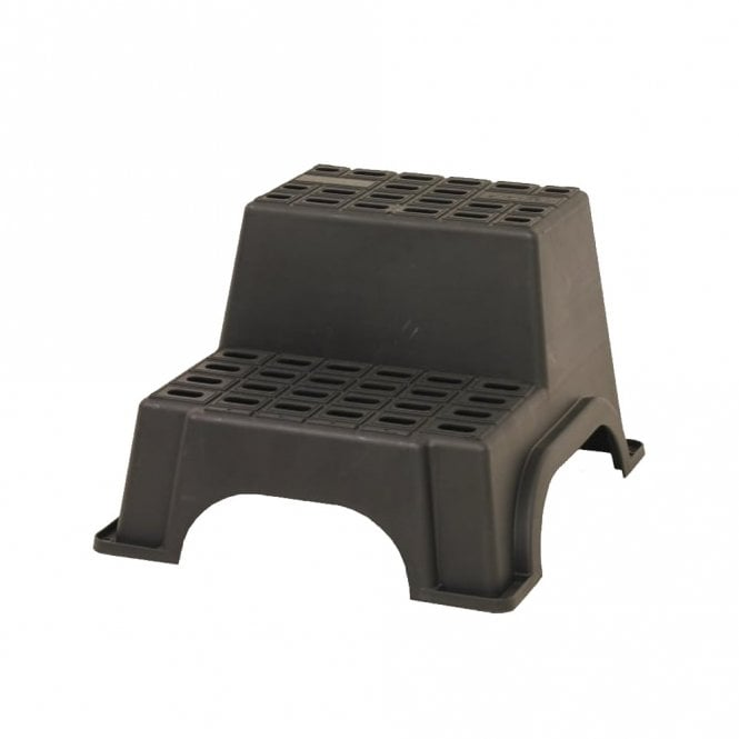 Awe Inspiring Heavy Duty Plastic Step Stool 2 Step Cjindustries Chair Design For Home Cjindustriesco