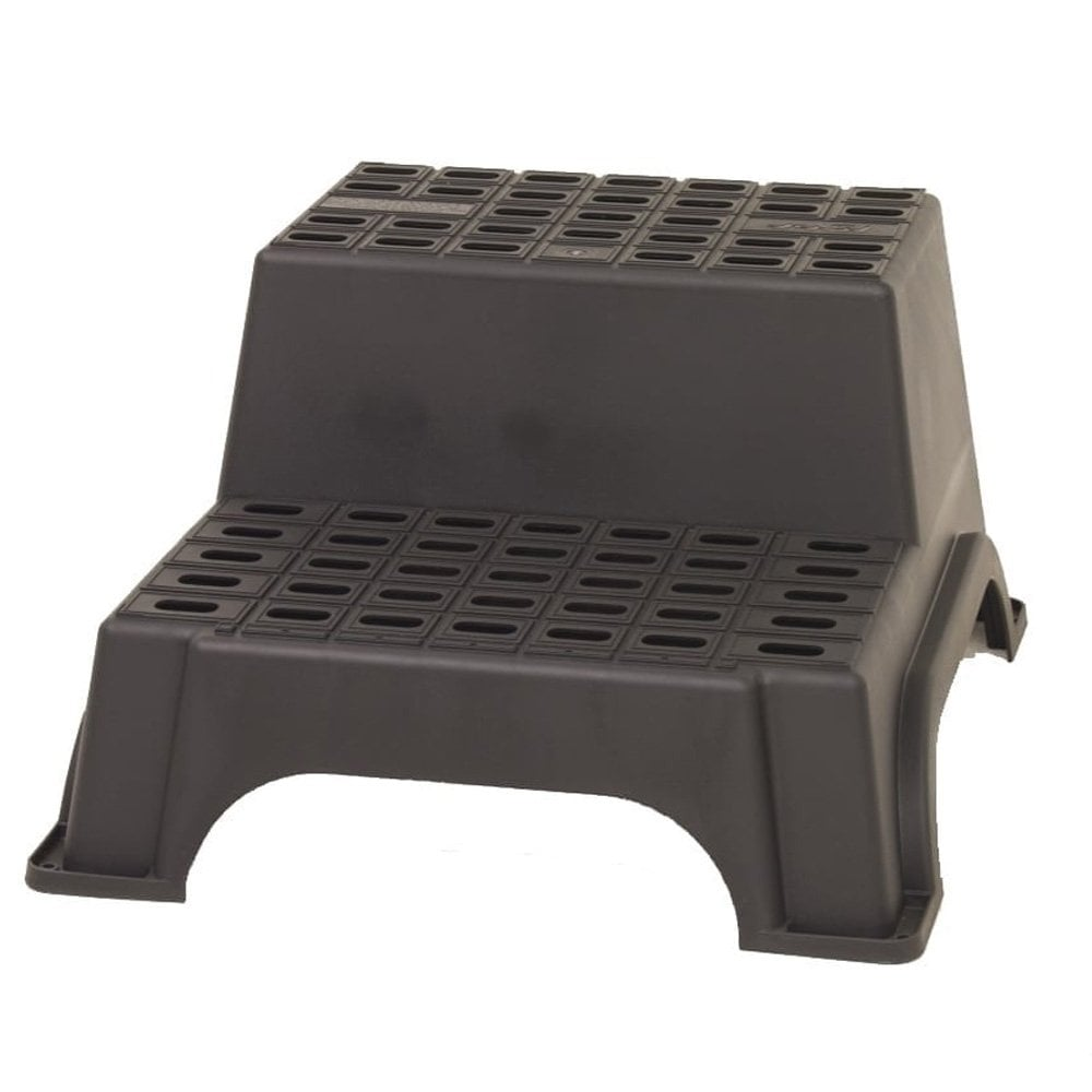 Astounding Heavy Duty Plastic Step Stool Large 2 Step Ibusinesslaw Wood Chair Design Ideas Ibusinesslaworg