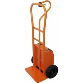Heavy Duty Powered Electric Sack Truck Cap: 300kg