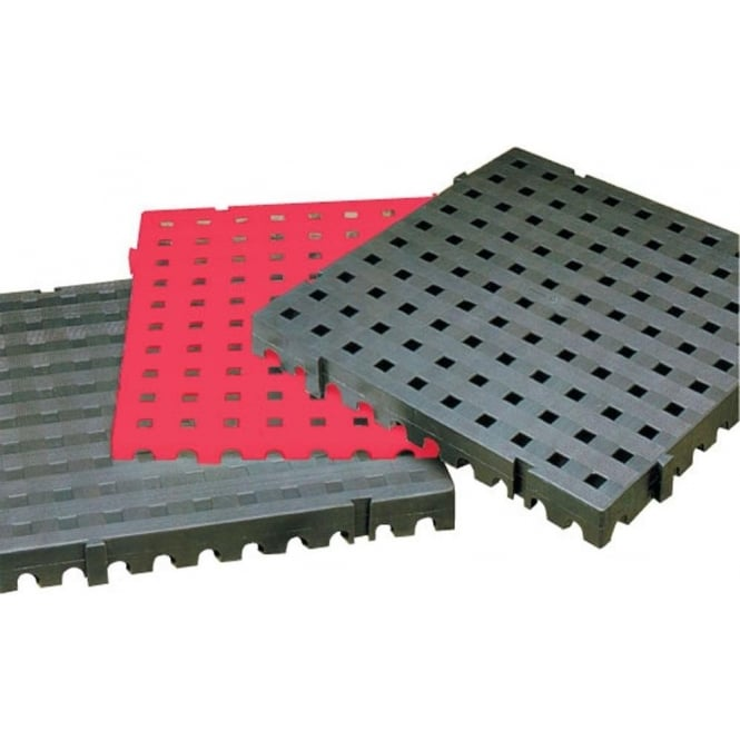 Heavy Duty Rigid Grid Tiling
