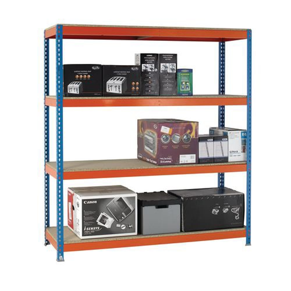 what is the height of kitchen cabinets heavy duty boltless shelving 1800w x 2000h mm parrs 9863