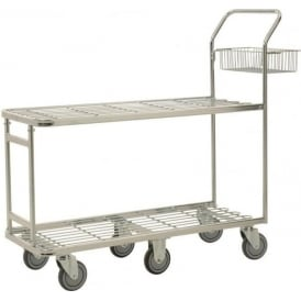 Heavy Duty Stock Trolley Cap: 400kg