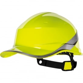 Hi-visibility Coloured Safety Helmets